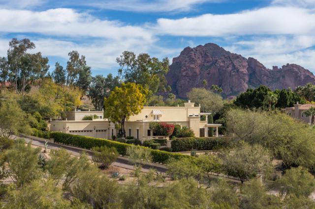 6049 N 41ST Place, Paradise Valley, AZ 85253 (MLS #5870456) :: RE/MAX Excalibur