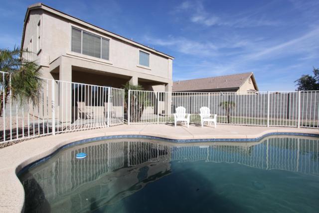 45489 W Tulip Lane, Maricopa, AZ 85139 (MLS #5870461) :: Revelation Real Estate