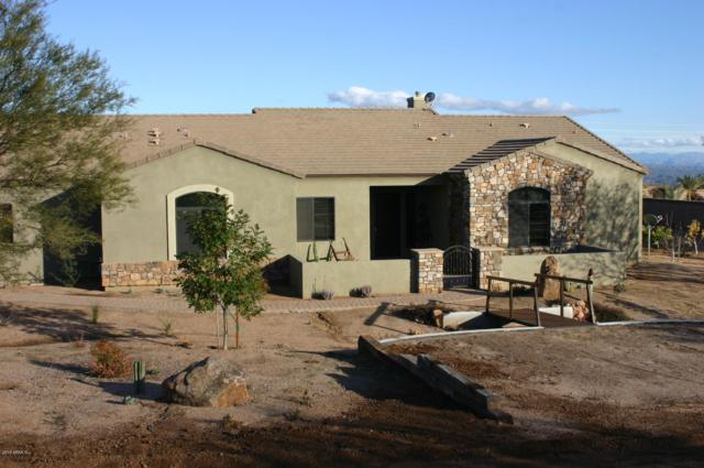 14327 E Old West Way, Scottsdale, AZ 85262 (MLS #5870469) :: The Everest Team at My Home Group