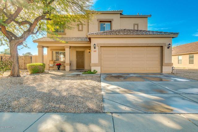 2157 E Friesian Drive, San Tan Valley, AZ 85140 (MLS #5870544) :: The Daniel Montez Real Estate Group