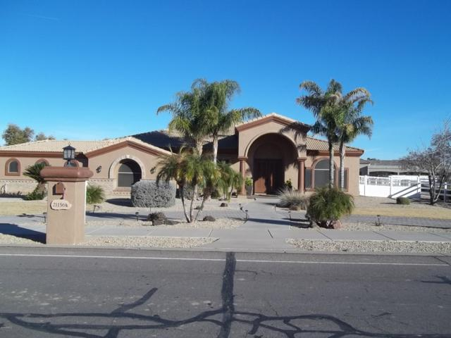 21156 E Mewes Road, Queen Creek, AZ 85142 (MLS #5870564) :: Santizo Realty Group