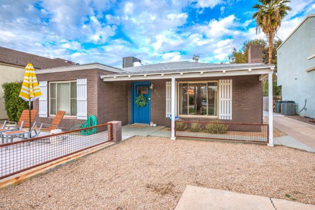 524 W Roma Avenue, Phoenix, AZ 85013 (MLS #5870588) :: The Pete Dijkstra Team
