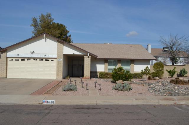 6404 W Desert Cove Avenue, Glendale, AZ 85304 (MLS #5870609) :: Yost Realty Group at RE/MAX Casa Grande