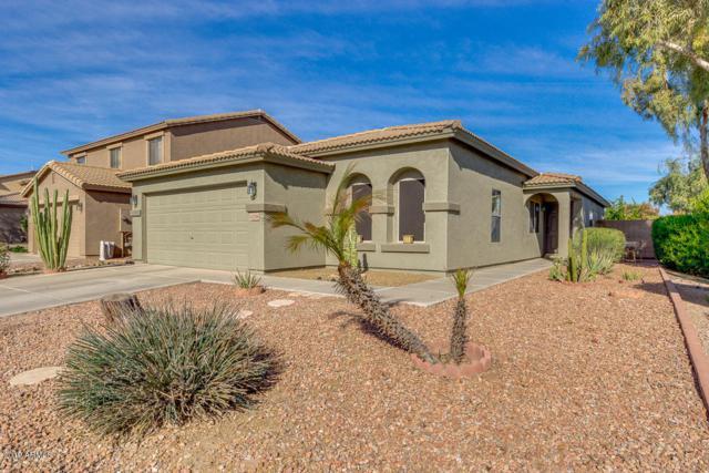 43798 W Colby Drive, Maricopa, AZ 85138 (MLS #5870625) :: Revelation Real Estate