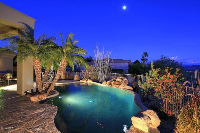 15311 E Redrock Drive, Fountain Hills, AZ 85268 (MLS #5870645) :: Berkshire Hathaway Home Services Arizona Properties