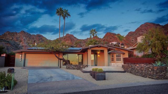 1734 E Mountain View Road, Phoenix, AZ 85020 (MLS #5870648) :: The W Group