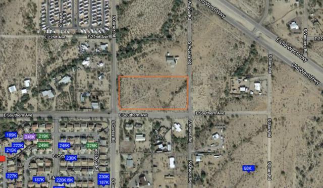 0 E Southern Avenue, Apache Junction, AZ 85119 (MLS #5870668) :: The Kenny Klaus Team