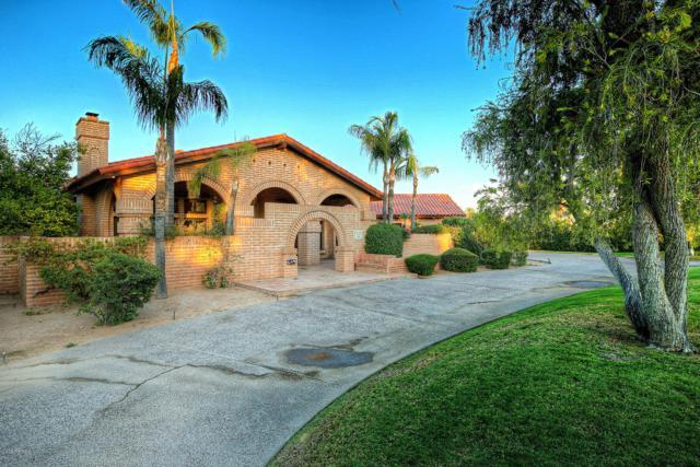 5301 N Kasba Circle, Paradise Valley, AZ 85253 (MLS #5870677) :: Yost Realty Group at RE/MAX Casa Grande