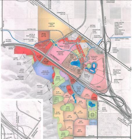 0 S John Jacob Astor Avenue, Casa Grande, AZ 85122 (MLS #5870777) :: Phoenix Property Group