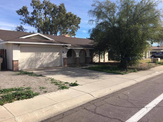 18013 N 57TH Avenue, Glendale, AZ 85308 (MLS #5870783) :: The Daniel Montez Real Estate Group