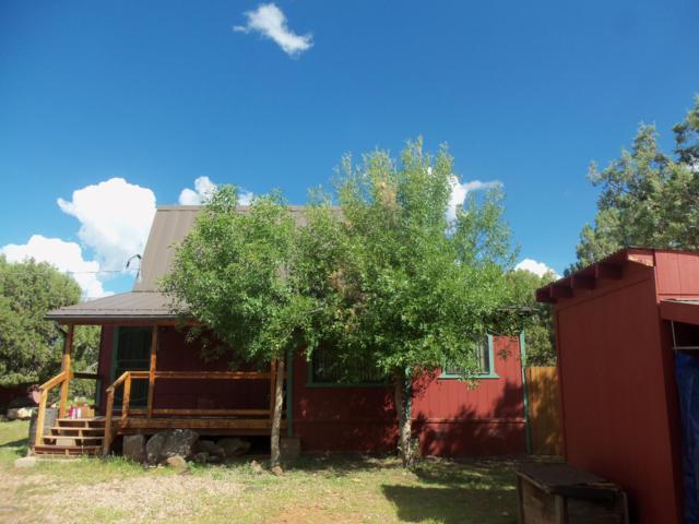 7933 Christmas Tree Road, Show Low, AZ 85901 (MLS #5870799) :: The Laughton Team