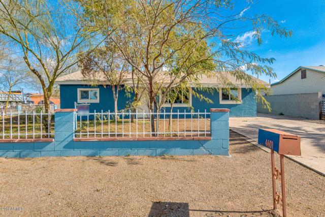 4601 S 4TH Street, Phoenix, AZ 85040 (MLS #5870806) :: Santizo Realty Group