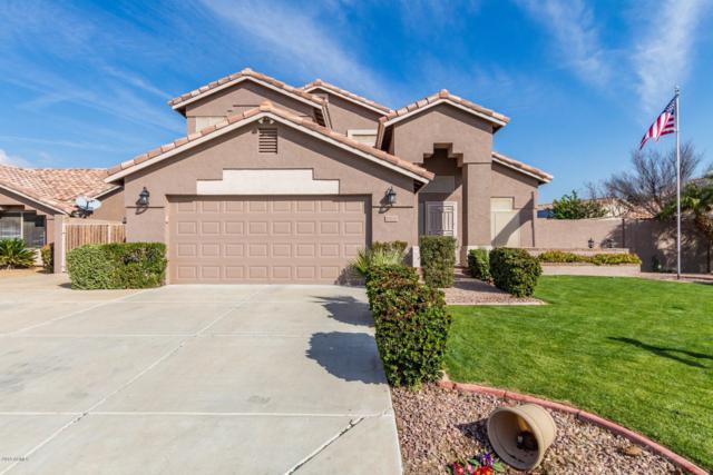 10818 W Sands Drive, Sun City, AZ 85373 (MLS #5870814) :: Kortright Group - West USA Realty