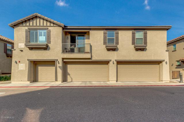 1255 S Rialto #119, Mesa, AZ 85209 (MLS #5870826) :: The Daniel Montez Real Estate Group