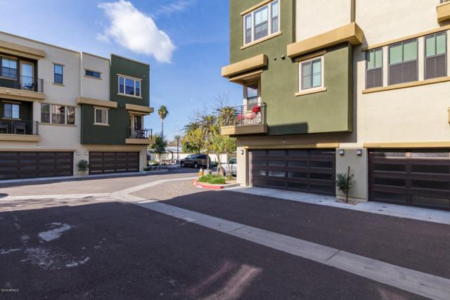4236 N 27TH Street #25, Phoenix, AZ 85016 (MLS #5870845) :: Santizo Realty Group