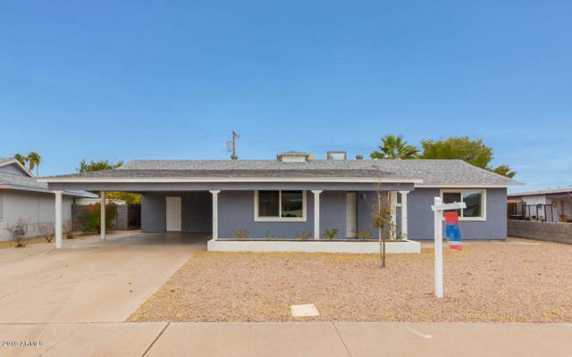1654 N Queensbury, Mesa, AZ 85201 (MLS #5870864) :: Santizo Realty Group