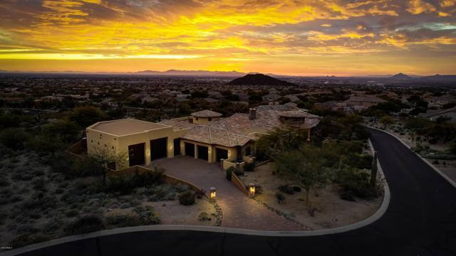 8345 E Echo Canyon Circle, Mesa, AZ 85207 (MLS #5870868) :: The Daniel Montez Real Estate Group