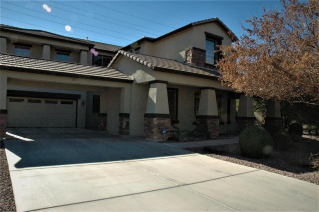 1231 E Clark Drive, Gilbert, AZ 85297 (MLS #5870904) :: Arizona 1 Real Estate Team