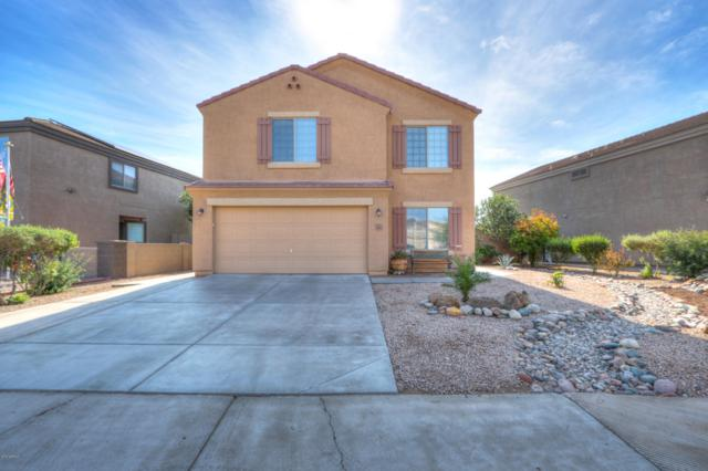 43349 W Arizona Avenue, Maricopa, AZ 85138 (MLS #5870923) :: The Daniel Montez Real Estate Group