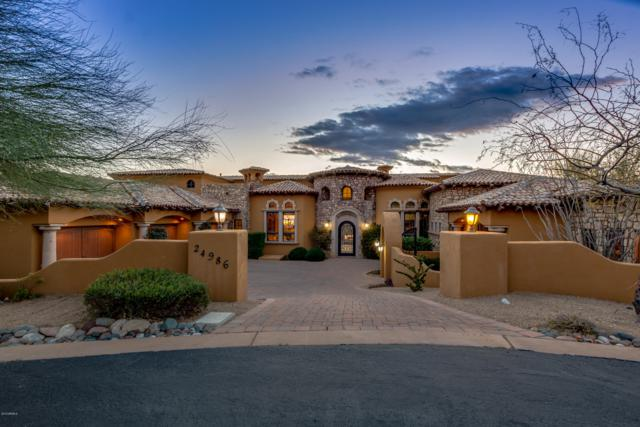24986 N 107TH Place, Scottsdale, AZ 85255 (MLS #5871028) :: CC & Co. Real Estate Team