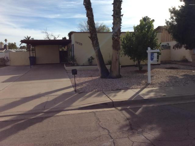 1935 E Oxford Drive, Tempe, AZ 85283 (MLS #5871054) :: The Wehner Group