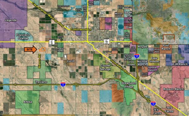 0 S Bianco Road, Casa Grande, AZ 85193 (MLS #5871119) :: Yost Realty Group at RE/MAX Casa Grande