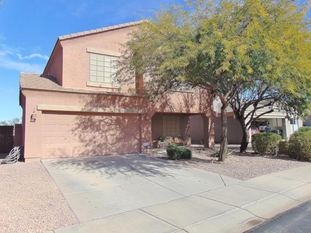 324 W Phantom Drive, Casa Grande, AZ 85122 (MLS #5871132) :: Yost Realty Group at RE/MAX Casa Grande