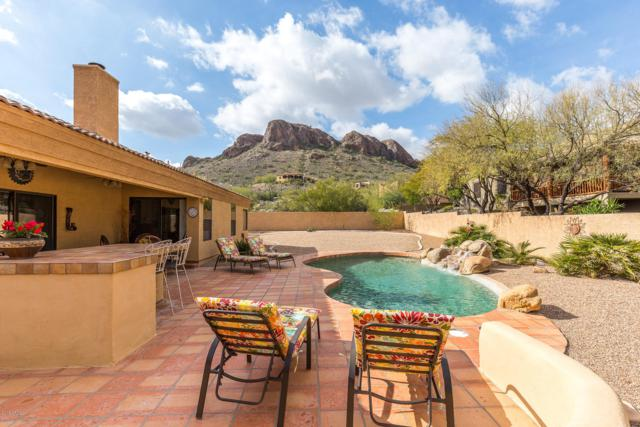 9982 E Fools Gold Place, Gold Canyon, AZ 85118 (MLS #5871144) :: The Kenny Klaus Team