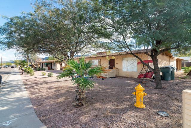 801 E Hazel Drive, Phoenix, AZ 85042 (MLS #5871219) :: Team Wilson Real Estate