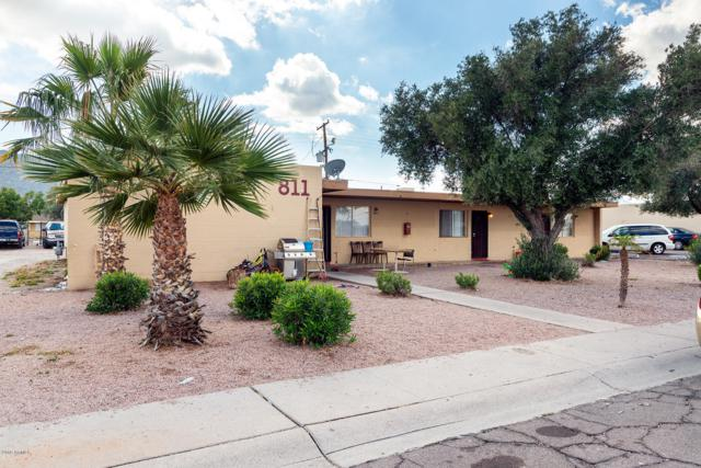 801 E Siesta Drive, Phoenix, AZ 85042 (MLS #5871257) :: Team Wilson Real Estate
