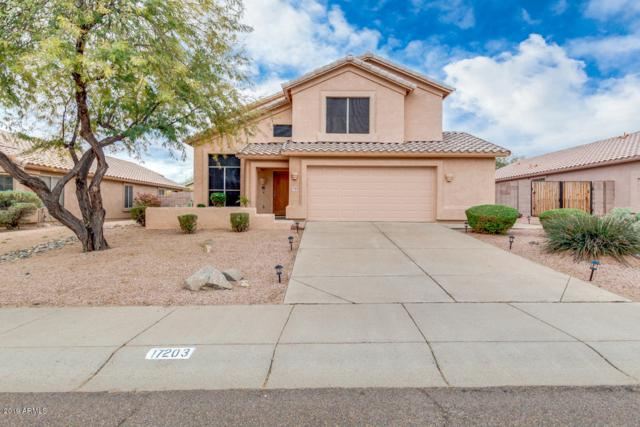 17203 E Kensington Place, Fountain Hills, AZ 85268 (MLS #5871280) :: RE/MAX Excalibur