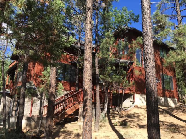4149 Rim Spur, Lakeside, AZ 85929 (MLS #5871336) :: The Laughton Team
