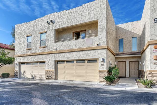 15818 N 25TH Street #126, Phoenix, AZ 85032 (MLS #5871382) :: The W Group