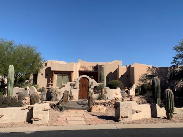 7260 E Eagle Crest Drive #14, Mesa, AZ 85207 (MLS #5871426) :: Yost Realty Group at RE/MAX Casa Grande