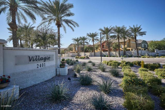 2402 E 5TH Street #1617, Tempe, AZ 85281 (MLS #5871452) :: The Wehner Group