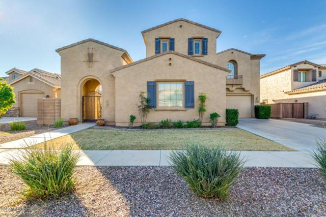 2829 E Blue Sage Road, Gilbert, AZ 85297 (MLS #5871482) :: The W Group
