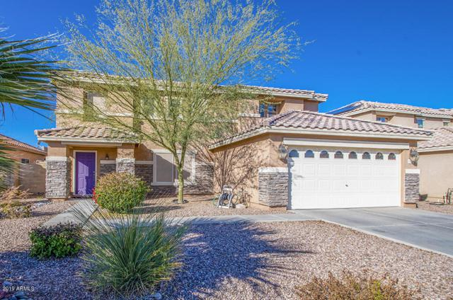1813 N Greenway Lane, Casa Grande, AZ 85122 (MLS #5871558) :: Occasio Realty