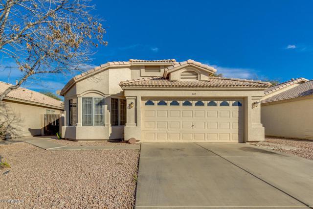 505 S Ash Street, Gilbert, AZ 85233 (MLS #5871562) :: The Property Partners at eXp Realty