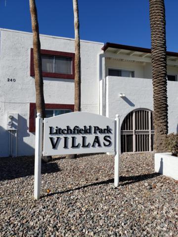 240 S Old Litchfield Road #201, Litchfield Park, AZ 85340 (MLS #5871617) :: Group 46:10