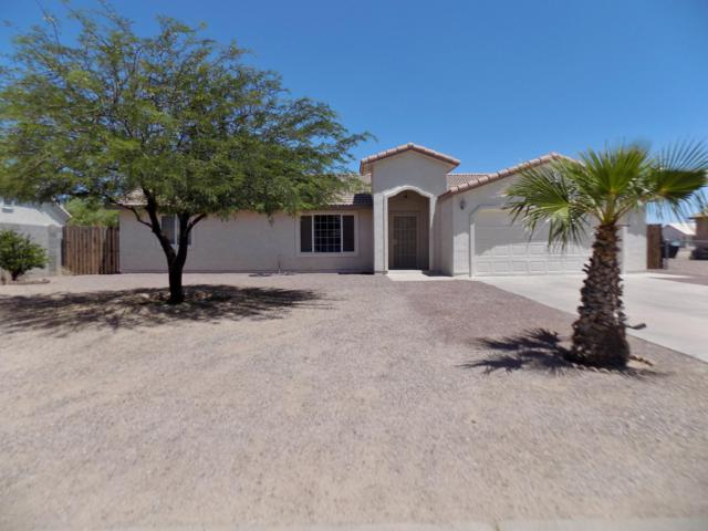 14309 S Amado Boulevard, Arizona City, AZ 85123 (MLS #5871668) :: Yost Realty Group at RE/MAX Casa Grande