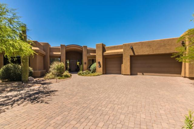 9762 E Hidden Green Drive, Scottsdale, AZ 85262 (MLS #5871745) :: The Pete Dijkstra Team
