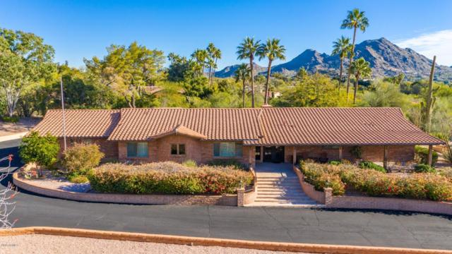 6845 N Hillside Drive, Paradise Valley, AZ 85253 (MLS #5871753) :: Lux Home Group at  Keller Williams Realty Phoenix