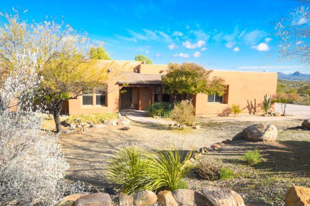 56006 N Vulture Mine Road, Wickenburg, AZ 85390 (MLS #5871794) :: Arizona 1 Real Estate Team