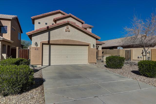 1834 S 216TH Lane, Buckeye, AZ 85326 (MLS #5871847) :: The Pete Dijkstra Team