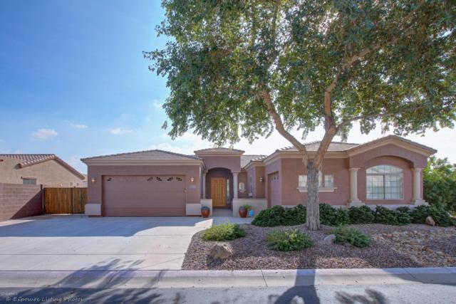 9227 E Golden Street, Mesa, AZ 85207 (MLS #5871865) :: The Daniel Montez Real Estate Group
