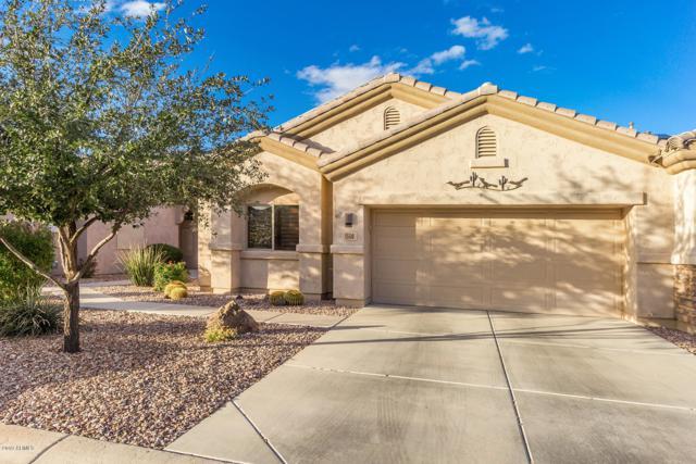 1550 E Manor Drive, Casa Grande, AZ 85122 (MLS #5871906) :: The Pete Dijkstra Team