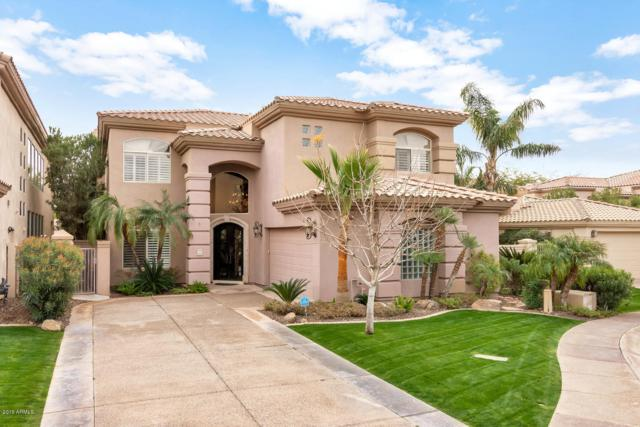 10183 E Cochise Drive, Scottsdale, AZ 85258 (MLS #5871958) :: The Wehner Group