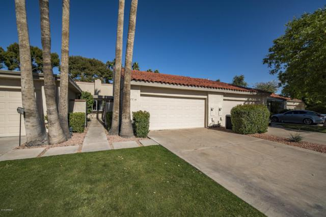 7714 E Vista Drive, Scottsdale, AZ 85250 (MLS #5871971) :: The Wehner Group