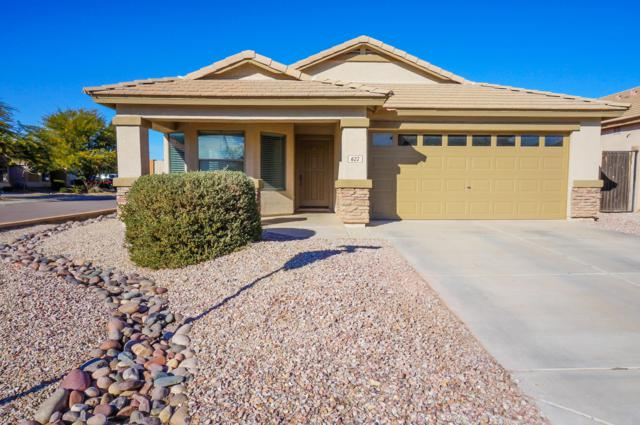 622 E Kelsi Avenue, San Tan Valley, AZ 85140 (MLS #5872047) :: The W Group