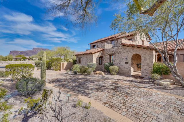 3976 S Ponderosa Drive, Gold Canyon, AZ 85118 (MLS #5872062) :: Yost Realty Group at RE/MAX Casa Grande